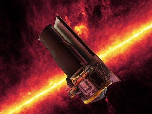 romteleskopet Spitzer