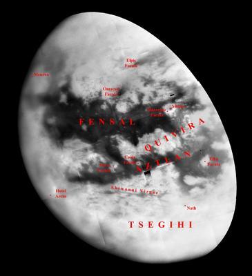 Fenzal Aztlan på Titan