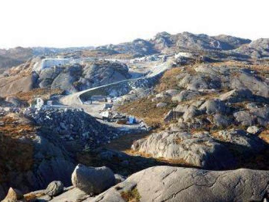 Hellvik Steinindustriområde