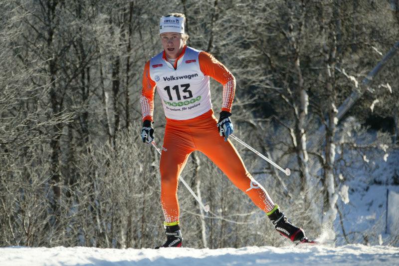 Falun Borlänges Gustav Eriksson tog hem Team Sportia Cup. FOTO: gustaveriksson.nu