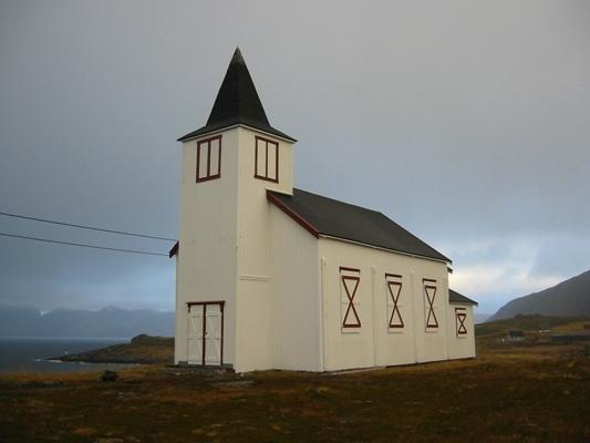 Dønnesfjord kirke