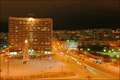Murmansk by night
