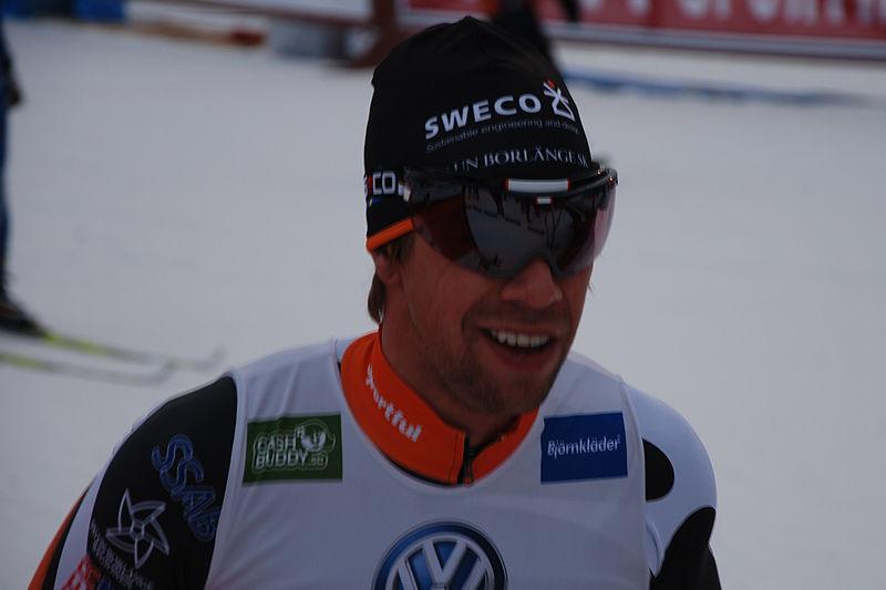 Adam Steen och Falun-Borlänge SK inbjuder till Kullaloppet. 5 km bara för tjejer. FOTO: Johan Trygg.