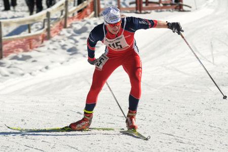 Viktor Brännmark är en av åtta skidåkare i den unika satsningen Älvsby Endurance.