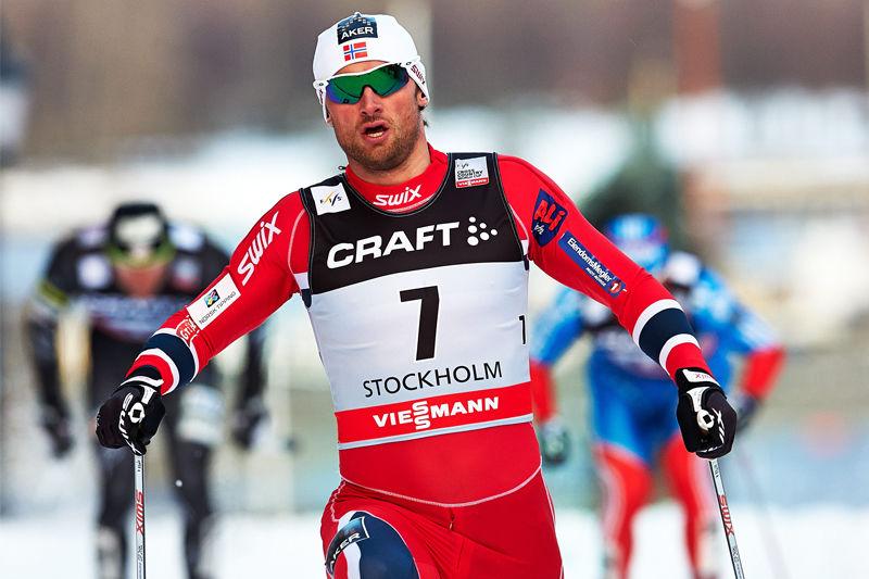 Petter Northug säger att FIS skjuter sig själva i foten om de inför zonern där stakning förbjuds. FOTO: Felgenhauer/NordicFocus.