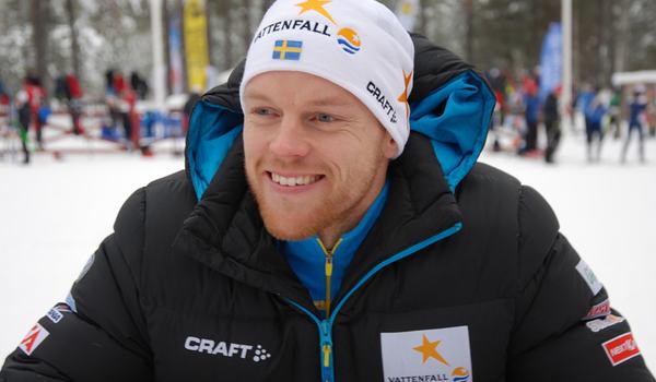 Anders Byström blir ny landslagschef för de svenska längdåkarna och och lämnar rollen i skidskytteförbundet. FOTO: Johan Trygg.
