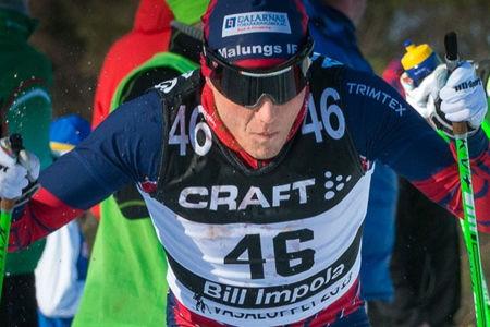 Bill Impola är klar för Team Coop. FOTO: Magnus Östh.