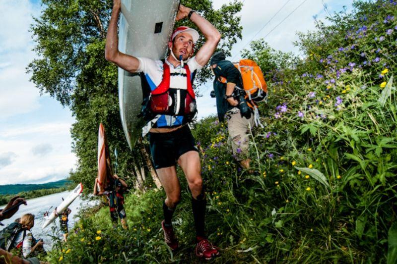 Anders Eriksson tog en fin femteplats på Åre Extreme Challenge i helgen.