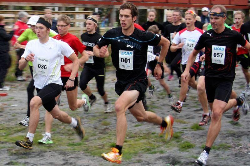 Marcus Hellner ställer upp i den tuffa löptävlingen DXR-Dundret Extreme Running i måndasdsskiftet augusti-september.