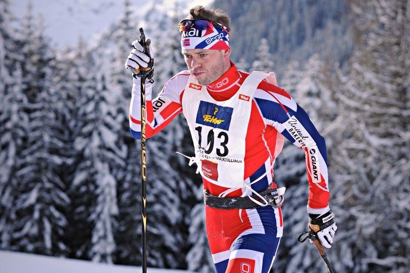 Johan Kjölstad var stark i ÅreSwixOpen och kommer att bli att räkna med i vinters Swix Ski Classics. FOTO: Felgenhauer/NordicFocus.