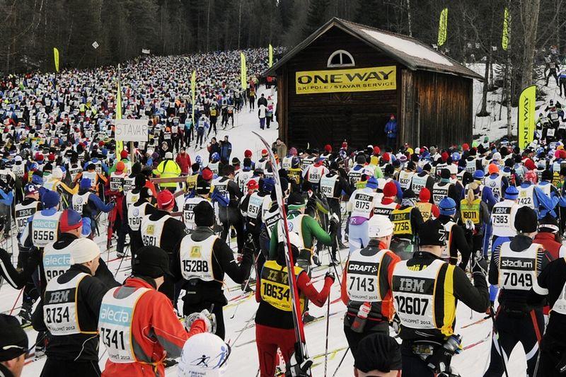 Nu kommer skidåkare i Halmstad-trakten få fina möjligheter att förbereda sig för Vasaloppet. FOTO: Vasaloppet.