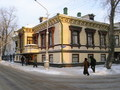 Arkhangelsk wooden house