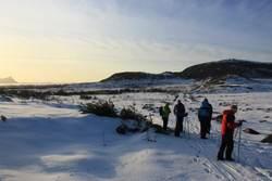 Fin tur til Trolldalen fra Gimstad. Foto: Anne-Lise W. Robertsen