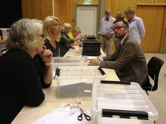 Stemmetelling 2013