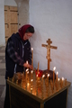 Ortodox candles