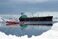 Oiltanker Belokamenka