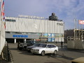 Shopping mall in Murmansk