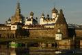 Solovki monastery