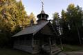 Wooden chapel