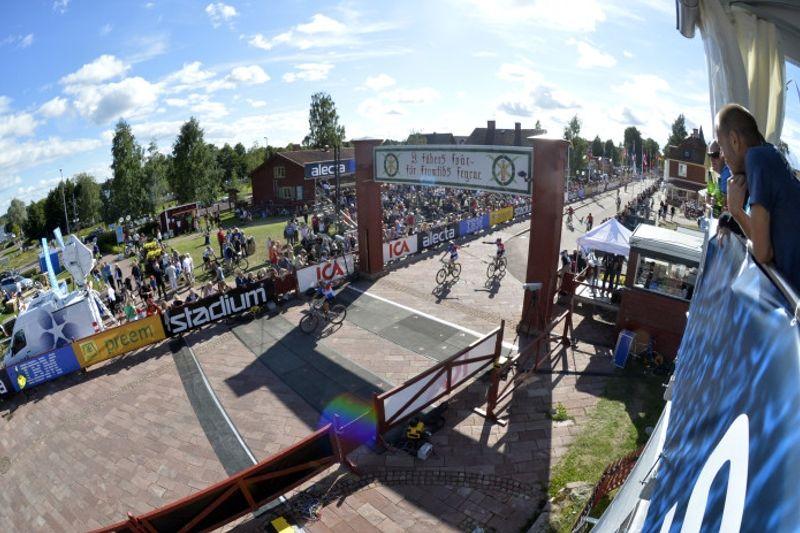 De 12 000 platserna till CykelVasan 2014 fylldes på tre minuter. FOTO: Vasaloppet.