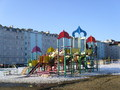 Playground in Narjan-Mar