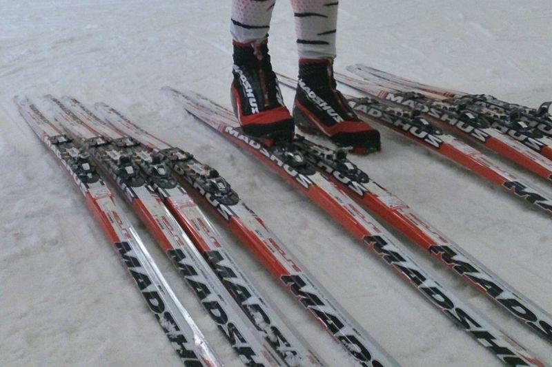 Nu finns chansen att testa nya Madshus Reline i Torsby skidtunnel. FOTO: Sportwin.