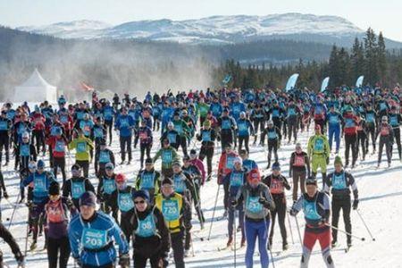Årejällsloppet lanserar ett lopp över 11 kilometer. FOTO: Årefjälllsloppet.