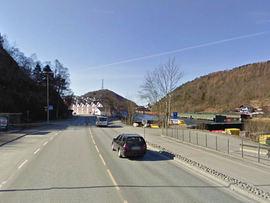 Trafikk til Egersund