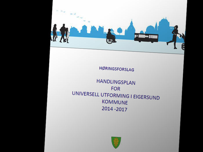 Handlingsplan for universell utforming