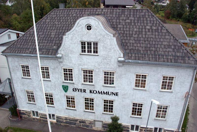 Øyer rådhus 2010