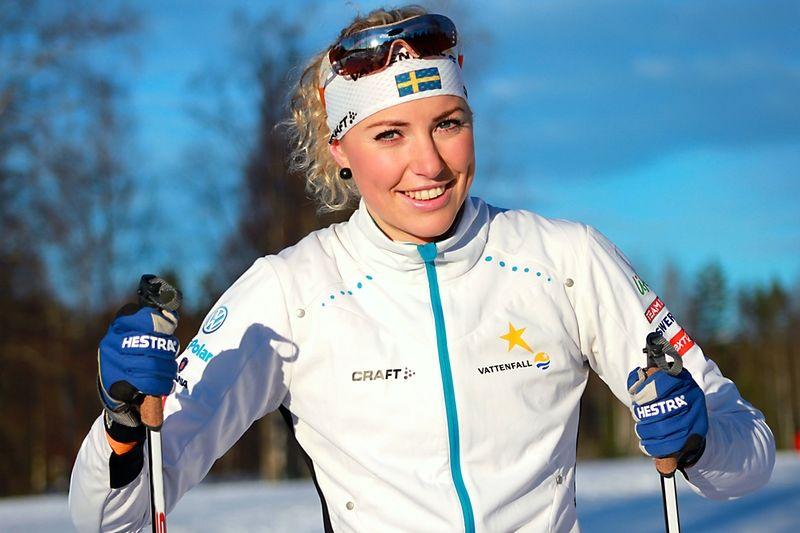 Maria Gräfnings förstärker Team Sysarb. FOTO: ©Fotograf Anders, Falun..