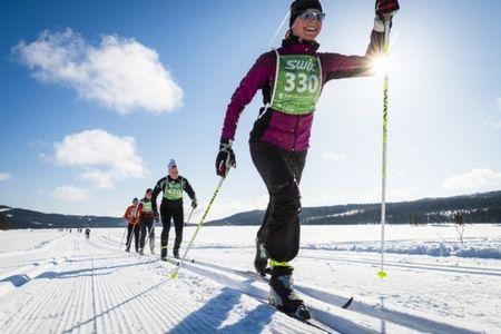 I morgon öppnar anmälan till Årefjällsloppets nya lopp 1.1. FOTO: Årefjällsloppet.