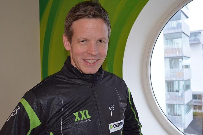 Nils Marius Otterstad har goda utsikter om en ny succésäsong. I vinter under namnet Team Centric. FOTO: Johan Trygg.