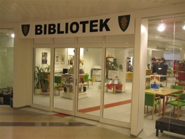Eigersund bibliotek