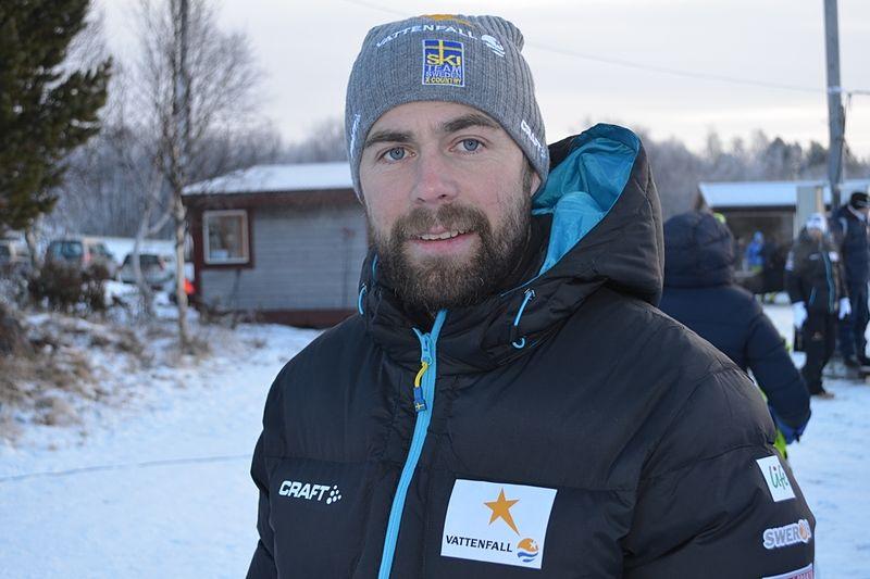 Rikard Grip ser fram emot skidklassikern Tour de Ski som drar igång i morgon. FOTO: Johan Trygg.