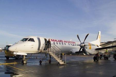 Årefjällsloppet har inlett en samarbete med Malmö Aviation.