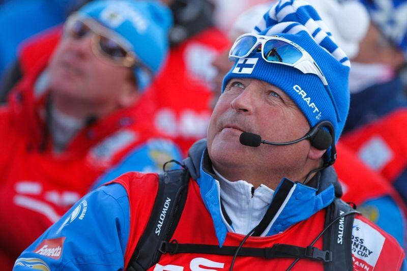 Enligt finsk media gör Magnar Dalen sin sista säsong som tränare för finska landslaget. FOTO: Laiho/NordicFocus.