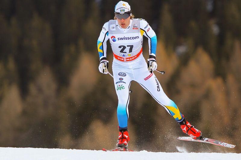 Simon Persson imponerade i Davos och finns förstås med i den svenska sprinttruppen till italienska Asiago. FOTO: Laiho/NordicFocus.