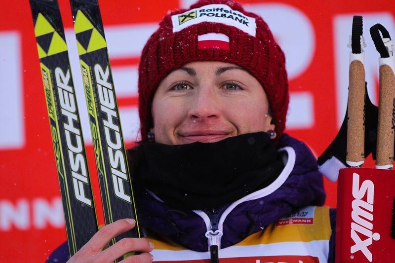 Justyna Kowalczyk funderar starkt på att bojkotta Tour de Ski. FOTO: Laiho/NordicFocus.