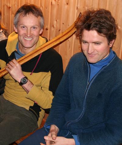 Vegard Ulvang og Thor-Gotaas 2008