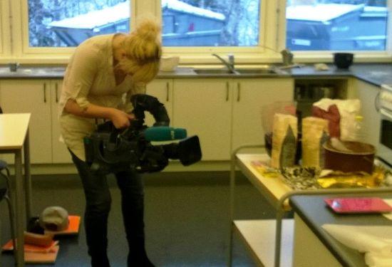 Samisk uke på TV Fotografen