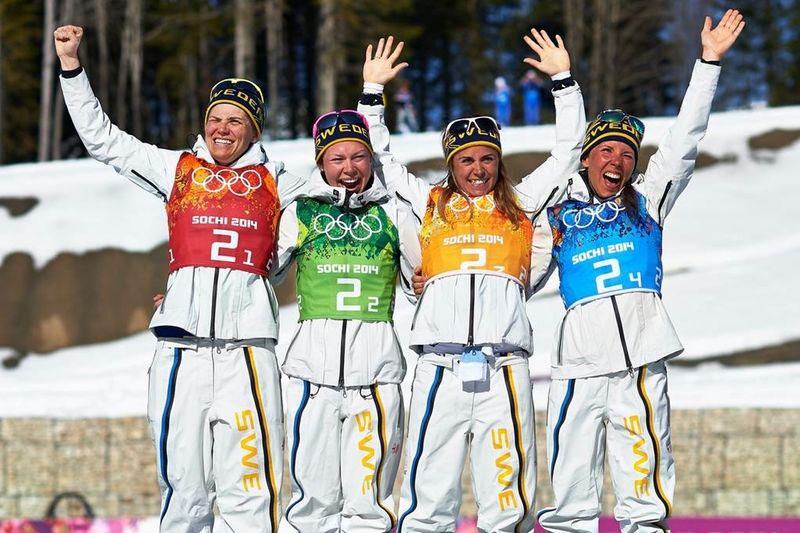 Visst var det en bragd!  FOTO: NordicFocus.