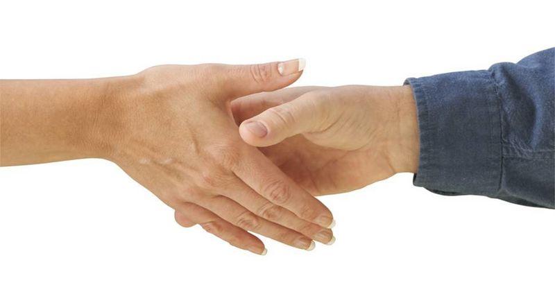 Håndtrykk