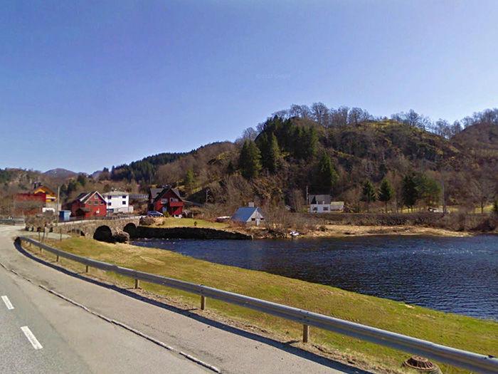 Helleland bro