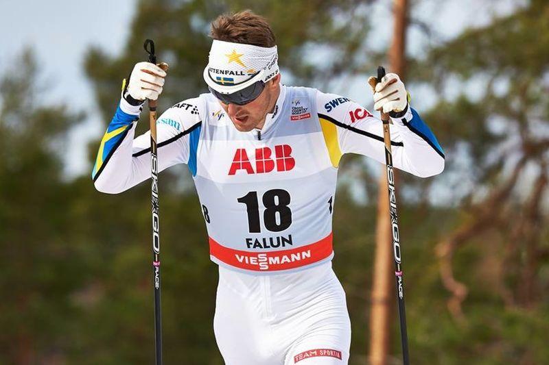 Tedor Peterson vann sprinten på för-VM med några milimeter före Emil Jönsson. Här är Åsarna-åkaren i prologen där han hade femte tid. FOTO: Felgenhauer/NordicFocus.