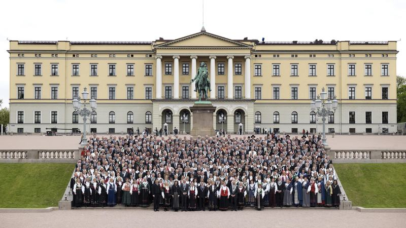 Slottstrappen_grunnlovsjubileet