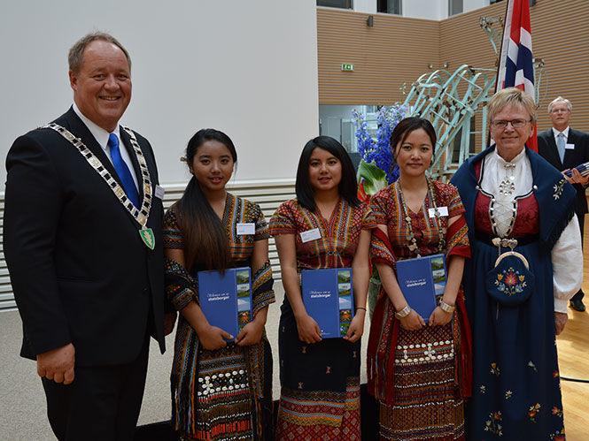 Statsborgerseremonien 2014