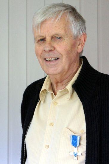 Arne Skogli KS-medalje 2014