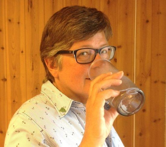 Flom - Ordfører med vann