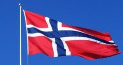 Flagg i vinden